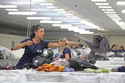 Складове за дрехи втора употреба Варна